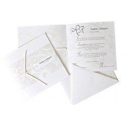 Invitación boda Edima Bouquet 529