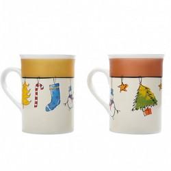 Taza diseño Navidad