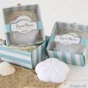 Jabón concha de mar en caja regalo