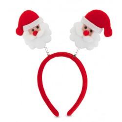 Diadema Papá Noel