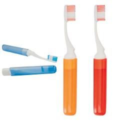 Cepillo dientes plegable