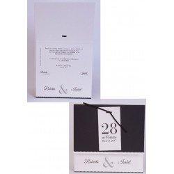 Invitación boda Edima Bouquet 544