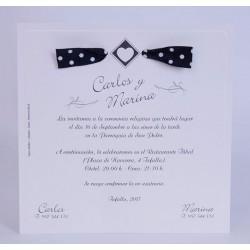 Invitación boda Edima Bouquet 728