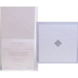 Invitación boda Edima Bouquet 711
