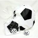 Mochila con yo-yo balón de fútbol