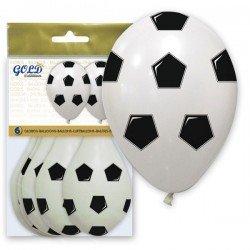Globos balón fútbol