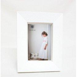 Marco de fotos blanco