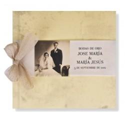 Libro de firmas boda Pergamino