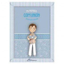 Misal Primera Comunión niño con Biblia