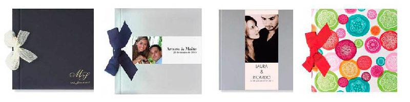 Libros de firmas para boda