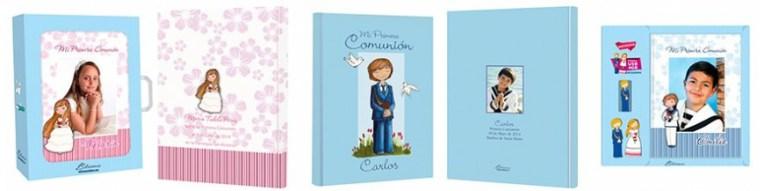 libros de firmas y fotos para la primera comunión