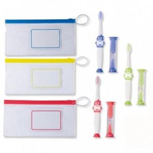 Cepillo dientes infantil con reloj
