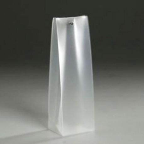 Estuche blanco mate de 4,5 x 14,2 x 3,5 cm. Para la presentación de detalles.