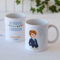 Mug o taza niño Comunión