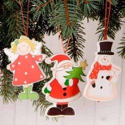 Colgantes para árbol Navidad