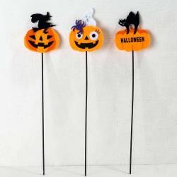 3 Pic calabazas para fiestas de Halloween