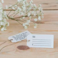 24 tarjetas para el arbol de los deseos
