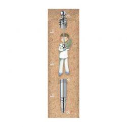 Fundas para bolígrafo niño marinero con rama de olivo, recuerdo de Comunión