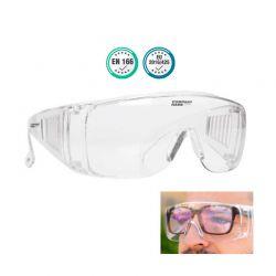 Gafas de seguridad contra impactos y salpicaduras