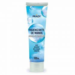 Gel higienizante de manos hidroalcohólico 100 ml.