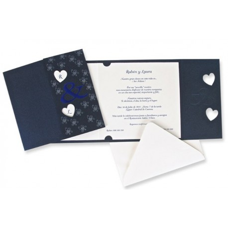 Invitación boda Edima Marina 206