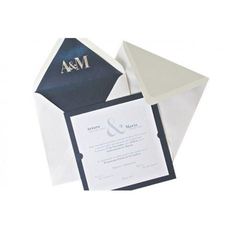 Invitación boda Edima Marina 539