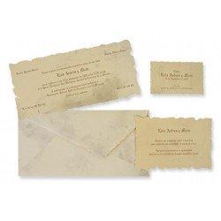 Invitación boda Edima Pergamino 215