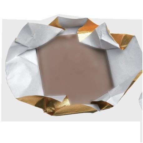 Napolitanas de Chocolate para las celebraciones de eventos, interior dorado