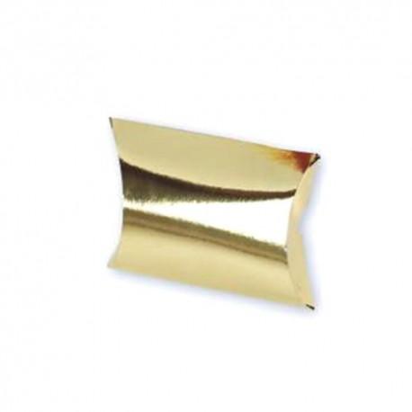 Caja petaca metalizada