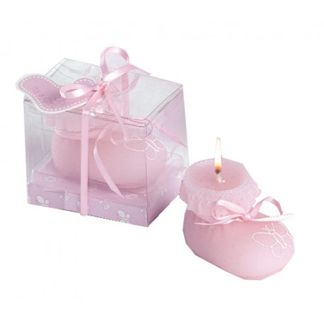 Vela patuco perfumada, caja regalo