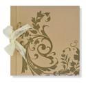 Libro de firmas boda Floral