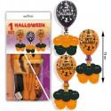 Kit centro globos Halloween