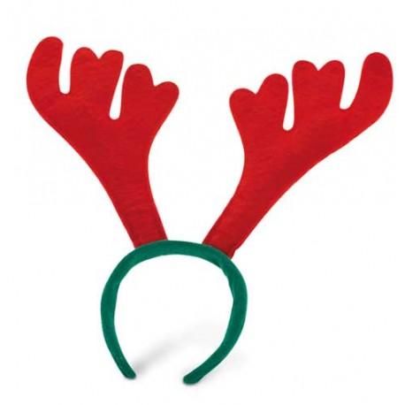 Diadema Reno para las fiestas de navidad
