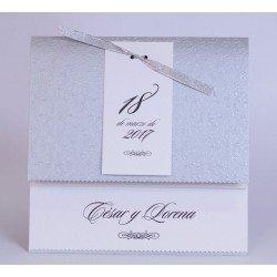 Invitación boda Edima Bouquet 729