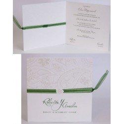 Invitación boda Edima Bouquet 713