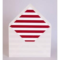 Pack de 25 sobres blancos con forro interior dibujos