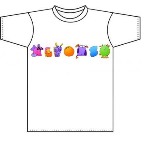 Camiseta para niños personalizada, ideal para cumpleaños