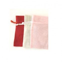 Bolsa algodón mediana 12,5 x 10 cm.