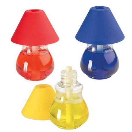 Lámpara quinqué difusor, ambientador