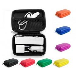 Batería Externa Móvil con cargador USB