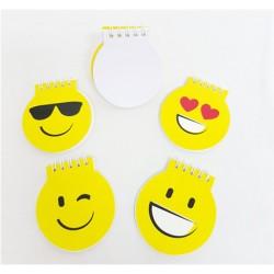 Libreta emoji