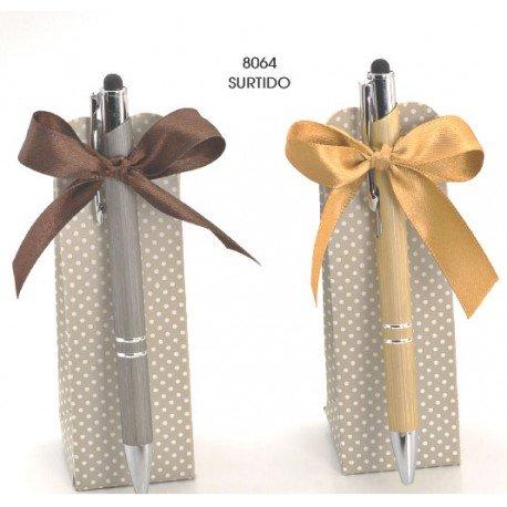 Bolígrafo puntero táctil, regalos para ellas