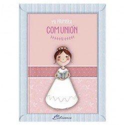 Misal Primera Comunión niña con Biblia