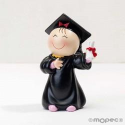 Figura para pastel Pita graduada