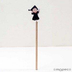 Lápiz de madera Pit graduado