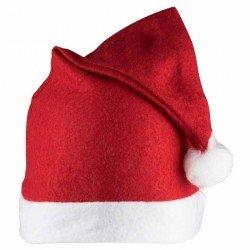 Gorro Navidad en rojo