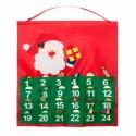 Calendario de Adviento Santa Claus