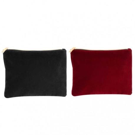 Neceser Carpet rojo o negro