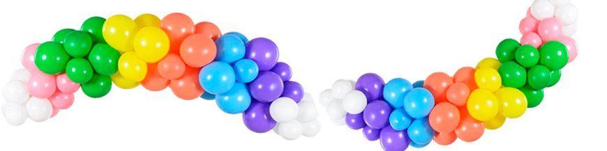 Globos infantiles Los globos tienen la facultad de decorar y crear ambientes de fantasía y fiesta. Llenan de vida y color el espacio de celebración... tu decides el modelo que mejor combina con tu tipo de celebración: cumpleaños, bautizos,...