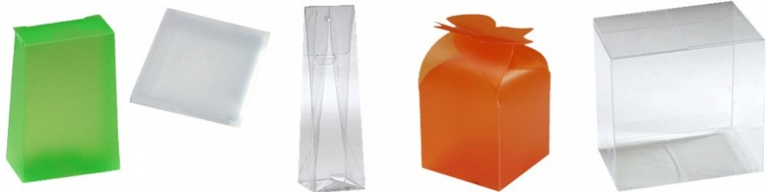 Cajas de acetato para presentar los regalos de tus invitados de manera original Disponemos de cajitas de acetato transparentes para que tus invitados de boda tengan unos recuerdos con una presentación cuidada y bonita. Elige la que mejor se adapte a...